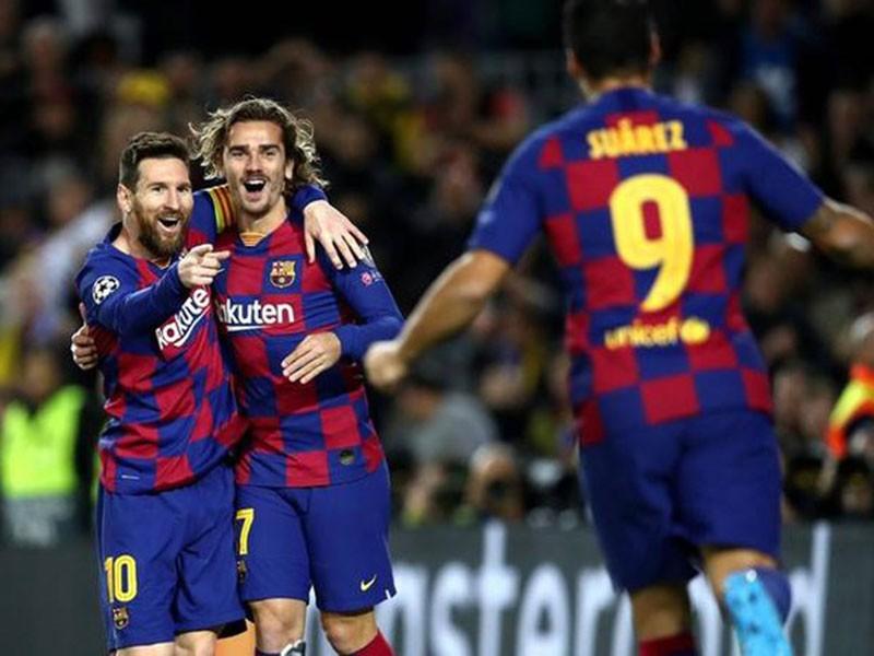 Messi ở lại, Barcelona chuyển động dưới triều đại Koeman - ảnh 1
