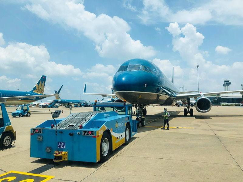 Khôi phục 6 đường bay thương mại quốc tế - ảnh 1