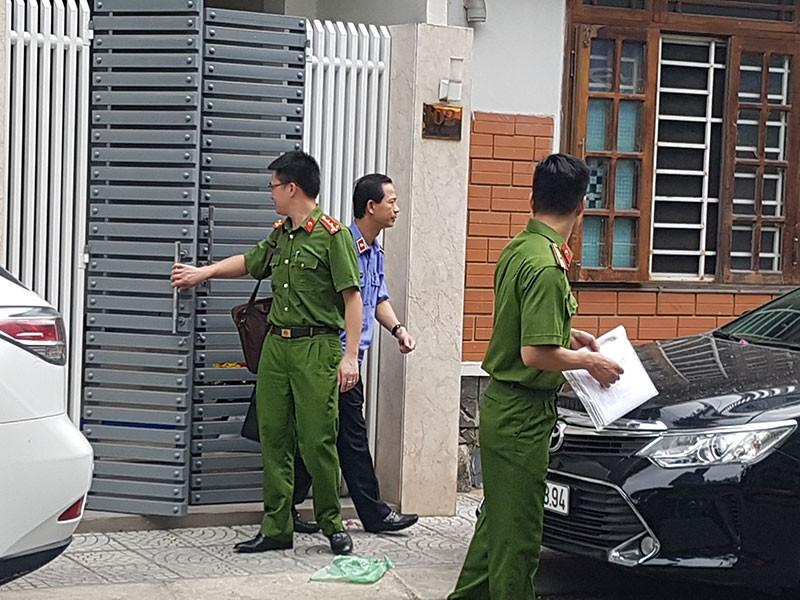 Đề nghị khai trừ Đảng 4 cựu thành ủy viên Đà Nẵng - ảnh 1