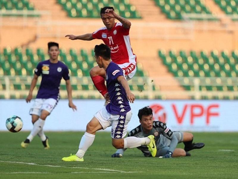 CLB TP.HCM và nỗi ám ảnh trước Hà Nội FC - ảnh 1