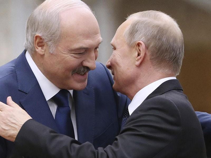 Bước đi thông minh của ông Putin ở Belarus - ảnh 1