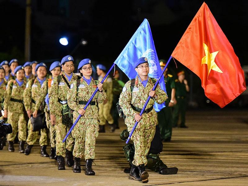 Kỷ niệm 43 năm ngày Việt Nam gia nhập Liên Hợp Quốc - ảnh 1