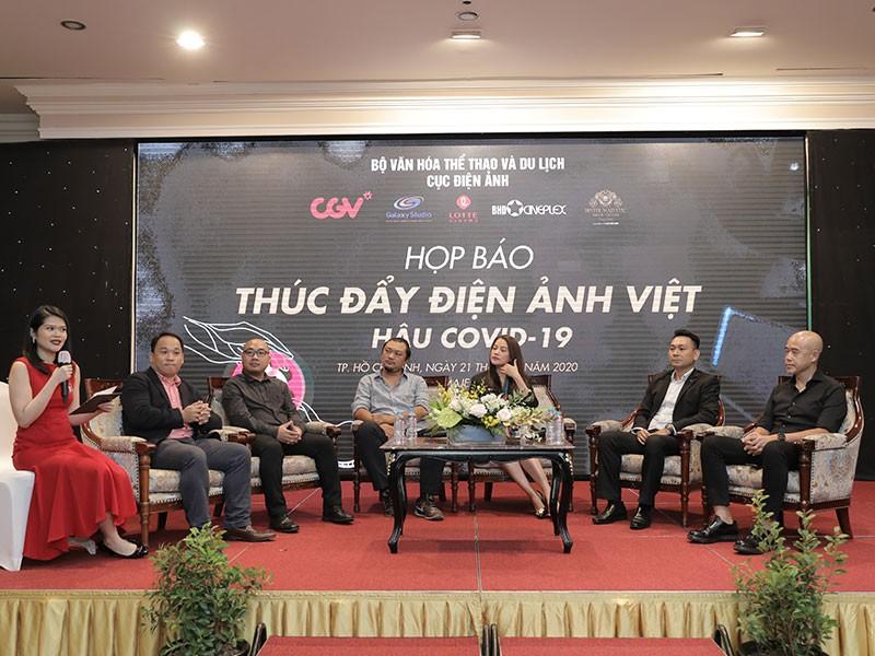 Hậu COVID-19 và cơ hội cho điện ảnh Việt - ảnh 1