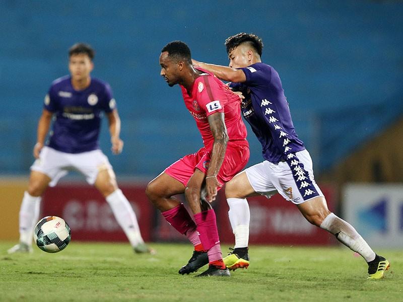 Sài Gòn FC nhận thông điệp cứng từ nhà vô địch Hà Nội - ảnh 1