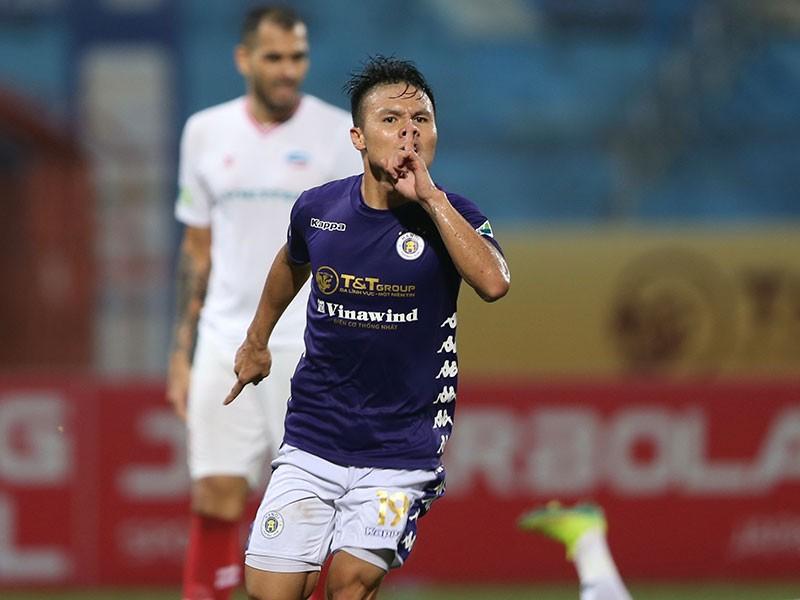 Trở lại V-League, Hà Nội FC sẵn sàng lấy lại ngôi 'vua' - ảnh 1