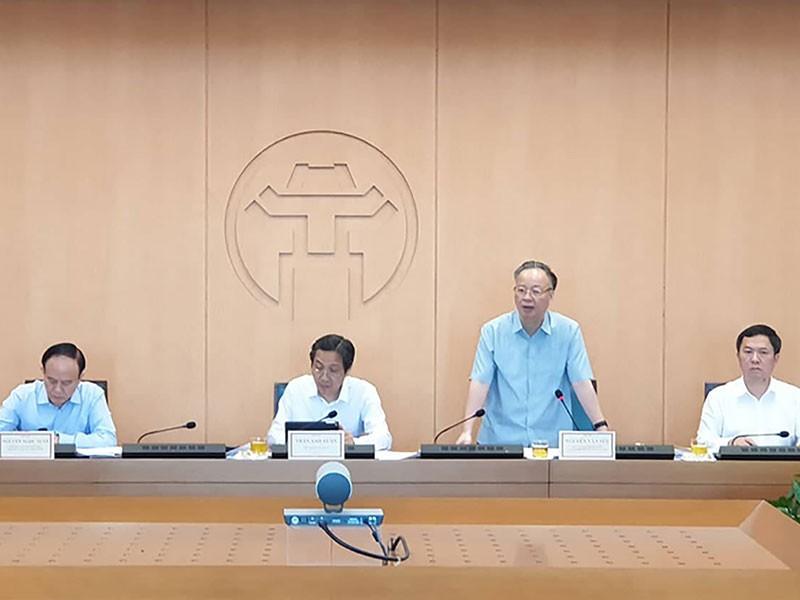 Chính quyền đô thị Hà Nội: Công chức phường sẽ thuộc quận - ảnh 1