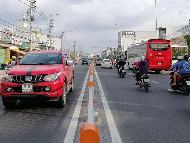 TP.HCM: Đầu tháng 10 khánh thành 2 công trình giao thông - ảnh 1