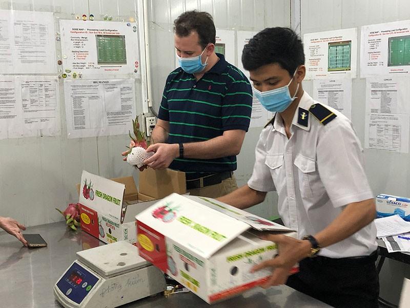 Mỹ mở rộng thêm cửa với nông sản Việt - ảnh 1