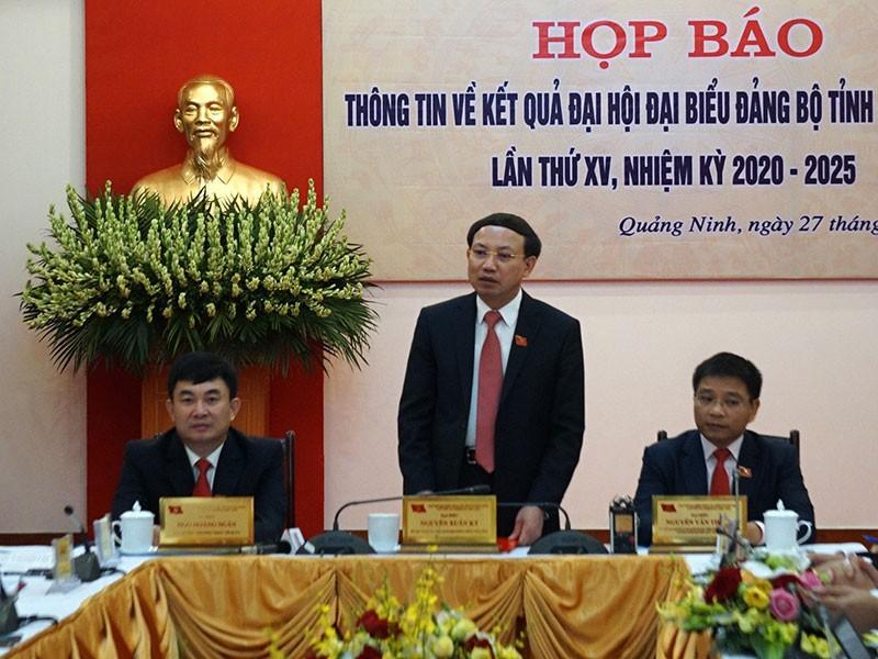 Quảng Ninh phấn đấu thành tỉnh dịch vụ, công nghiệp - ảnh 1
