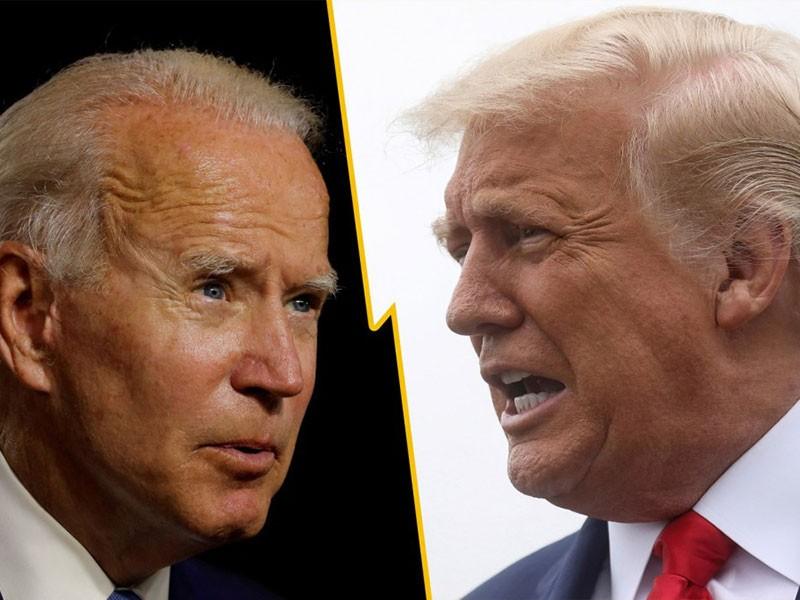 Tranh luận tổng thống Mỹ: Trump - Biden, ai chuẩn bị kỹ hơn? - ảnh 1