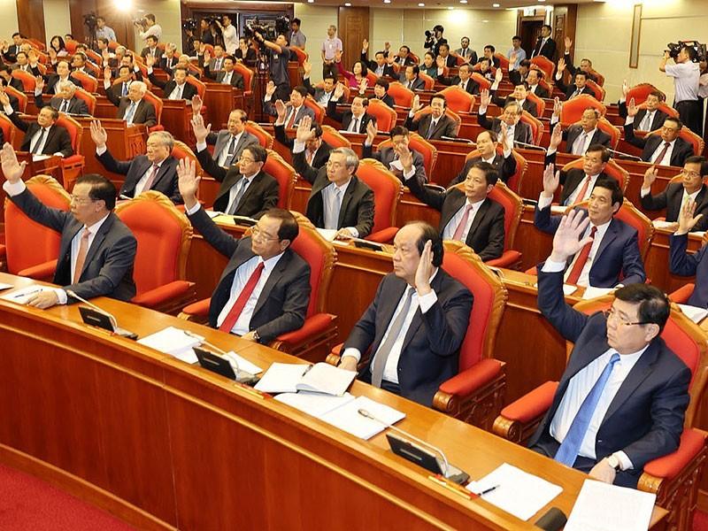 Hội nghị Trung ương 13 bàn về văn kiện và nhân sự - ảnh 2