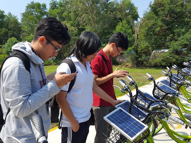 Cho thuê xe đạp công cộng ở TP.HCM: Khả thi - ảnh 1
