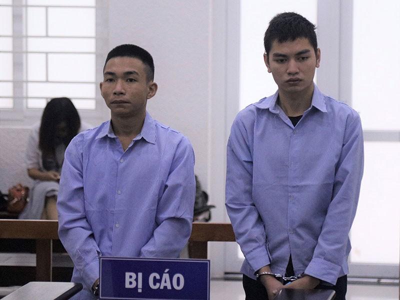 2 kẻ sát hại nam sinh chạy Grab lãnh án tử - ảnh 1