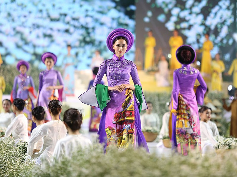 TP.HCM tổ chức Lễ hội Áo dài lần thứ 7 - ảnh 1
