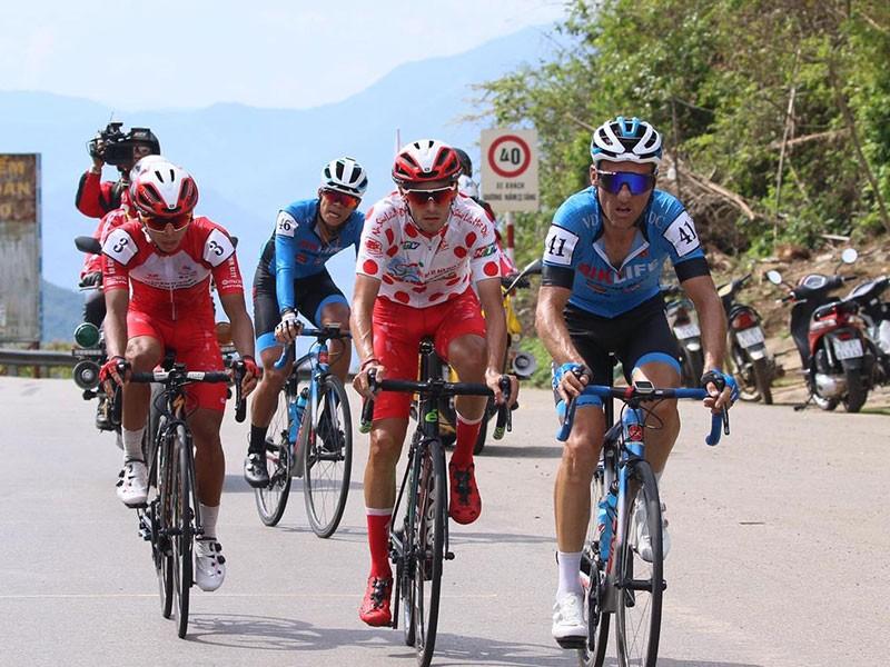 Đội xe đạp Malaysia tuyên bố sở hữu Loic Desriac - ảnh 1