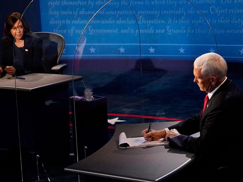 Tranh luận Pence - Harris khác gì tranh luận Trump - Biden? - ảnh 1