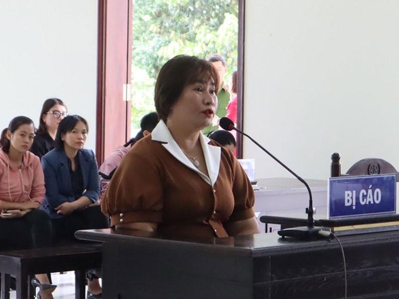 Tòa nghe ghi âm phiên xử để nghị án - ảnh 1