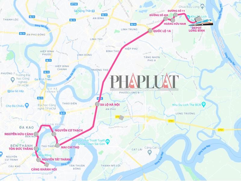 Hành trình vượt khó và bứt phá của metro số 1 - ảnh 2