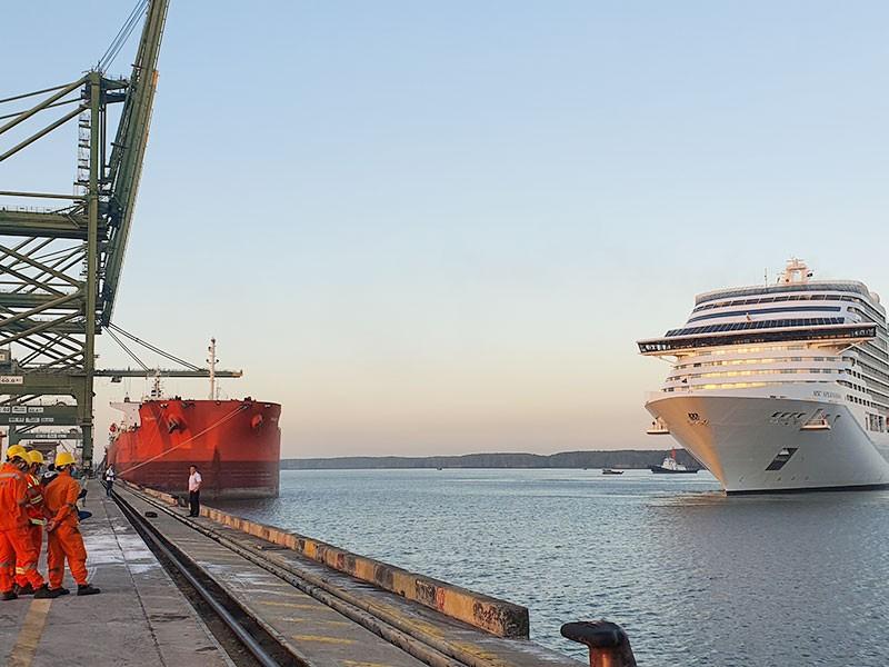 Nghiên cứu vị trí xây cảng tàu khách quốc tế tại Vũng Tàu - ảnh 1