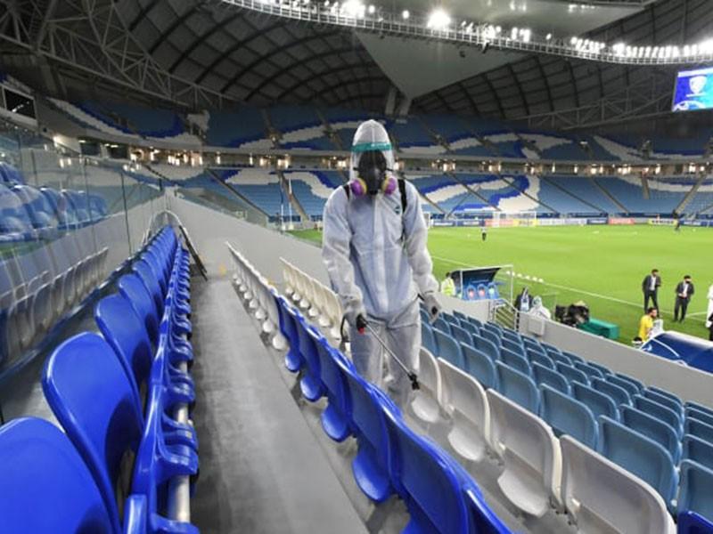 Qatar gánh hết cả Champions League - ảnh 1