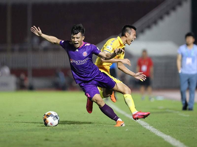 Chỉ có Sài Gòn FC mới cản Hà Nội vô địch - ảnh 1