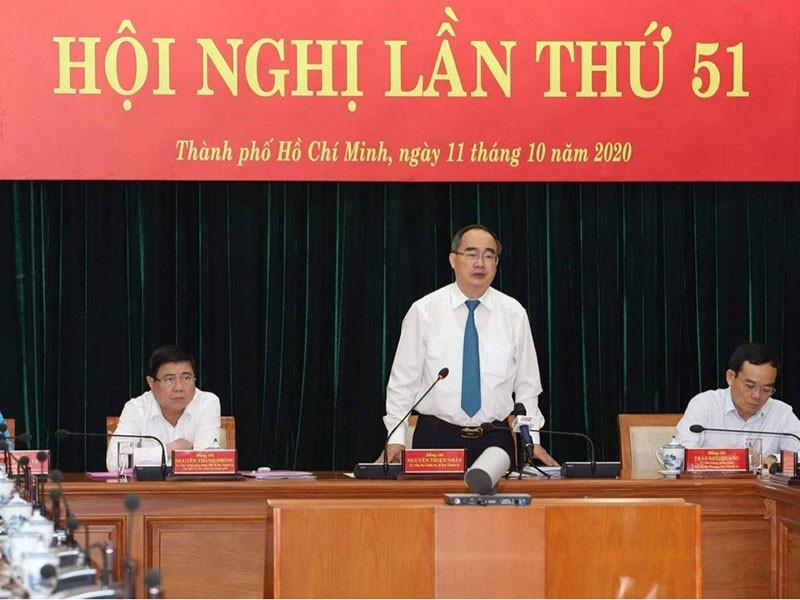 TP.HCM thông qua nghị quyết về khu đô thị mới Thủ Thiêm - ảnh 1