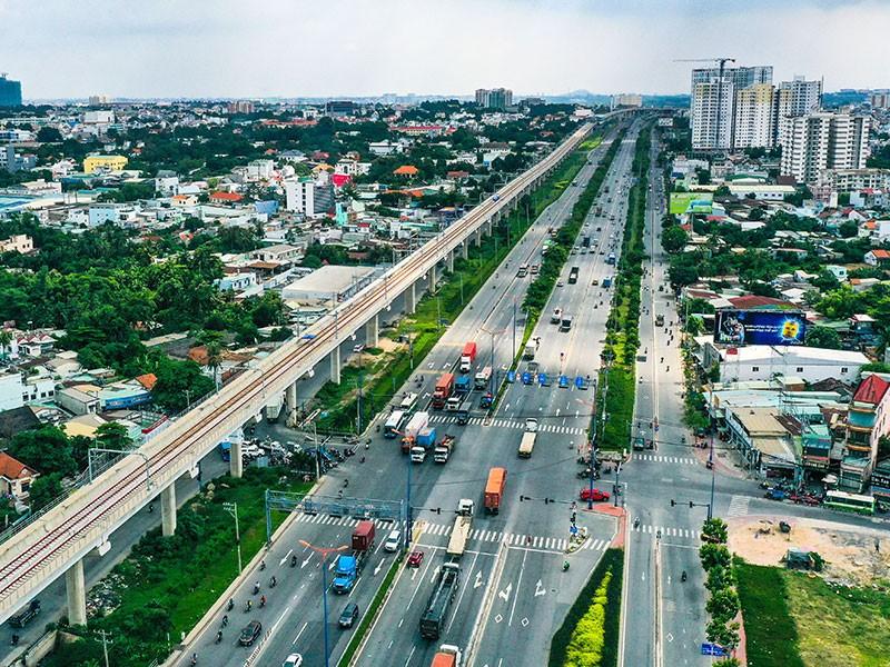 Góp ý về giao thông để TP Thủ Đức tương lai đạt đô thị loại 1 - ảnh 1