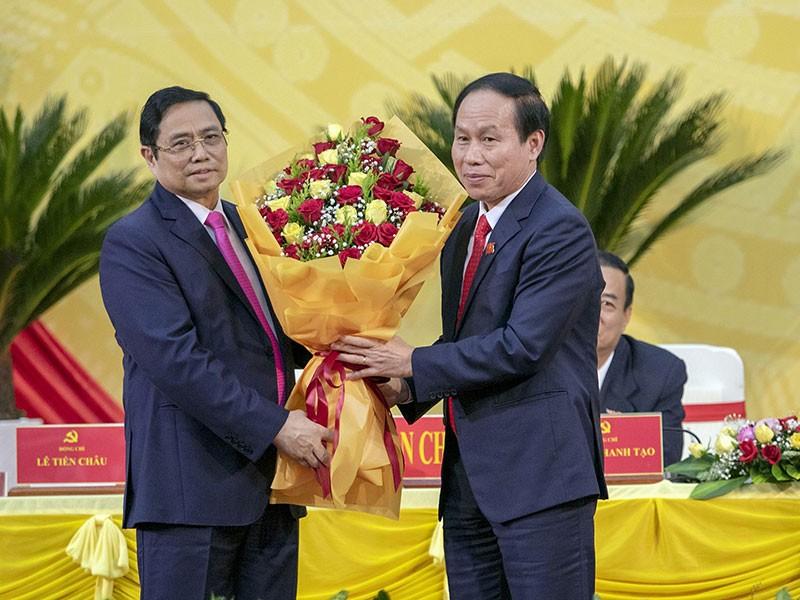 Đại hội Đảng bộ các tỉnh: Phát triển kinh tế, chăm lo cho dân - ảnh 1