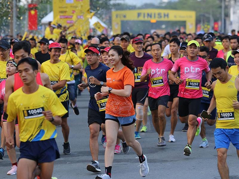 TP.HCM tổ chức chương trình ngày hội chạy bộ vì sức khỏe - ảnh 1