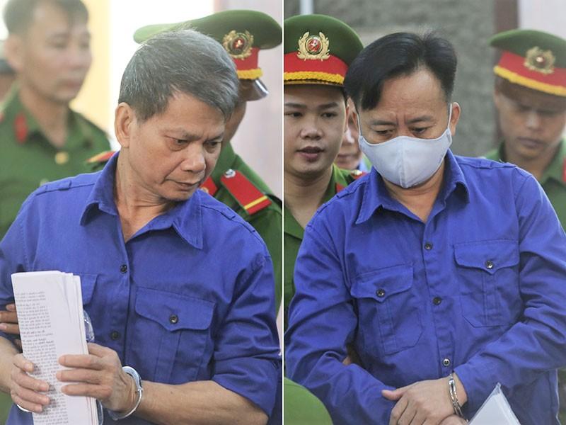 Cựu thượng tá công an bất ngờ từ chối 3 luật sư - ảnh 1