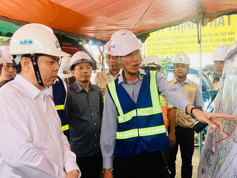 Bộ GTVT: Phải hoàn thành cầu Mỹ Thuận 2 trong năm 2023 - ảnh 1