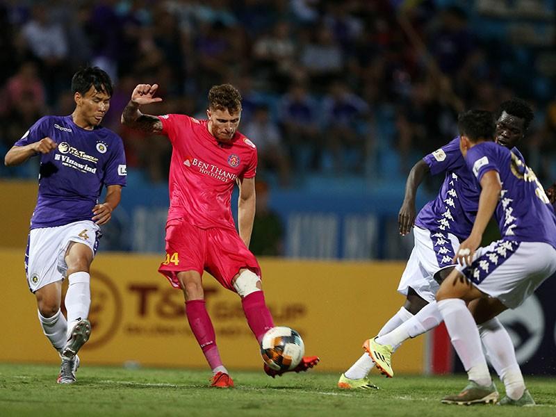 Hà Nội FC, Viettel vào phom, Sài Gòn FC hụt hơi - ảnh 1