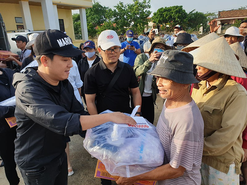 Thủ tướng yêu cầu thay thế Nghị định 64 về cứu trợ - ảnh 1