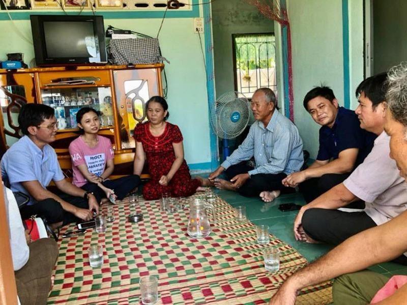 Cơ sở bánh Như Lan hỗ trợ 50 triệu đồng cho Hoàng Linh - ảnh 1