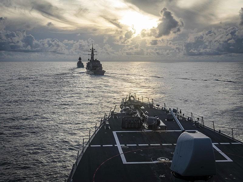 Biển Đông: Các nước phối hợp chặn đứng tham vọng của Bắc Kinh - ảnh 1