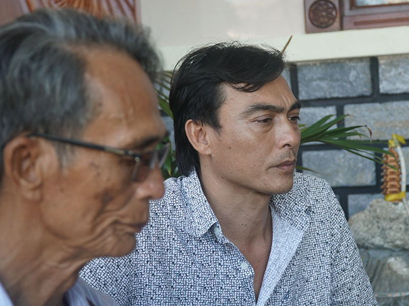 Còn nhiều ngư dân Bình Định mất tích: Niềm vui không trọn vẹn - ảnh 2