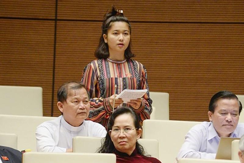 Quốc hội tiếp tục chất vấn, phê chuẩn bổ nhiệm nhân sự - ảnh 1