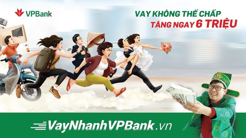 Ra mắt cổng thông tin online Vay Nhanh VPBank.vn - ảnh 1