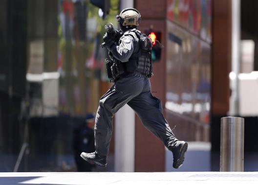 Khủng bố Hồi giáo bắt cóc 40 con tin tại Sydney - ảnh 2