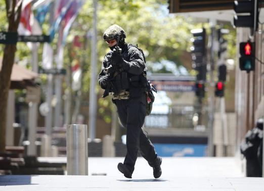 Khủng bố Hồi giáo bắt cóc 40 con tin tại Sydney - ảnh 4