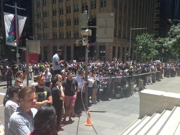 Khủng bố Hồi giáo bắt cóc 40 con tin tại Sydney - ảnh 7