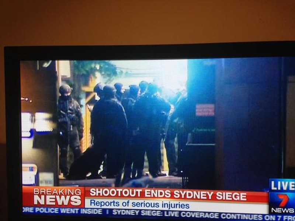 Sydney: Đấu súng ác liệt, 3 người chết 4 người bị thương - ảnh 1