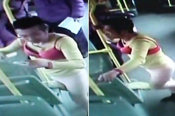 Trung Quốc: Nam mang giày cao gót, áo ngực hồng vì ... nhớ vợ - ảnh 1