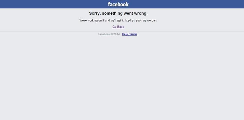 Facebook tái hoạt động sau sự cố sập mạng toàn cầu - ảnh 1