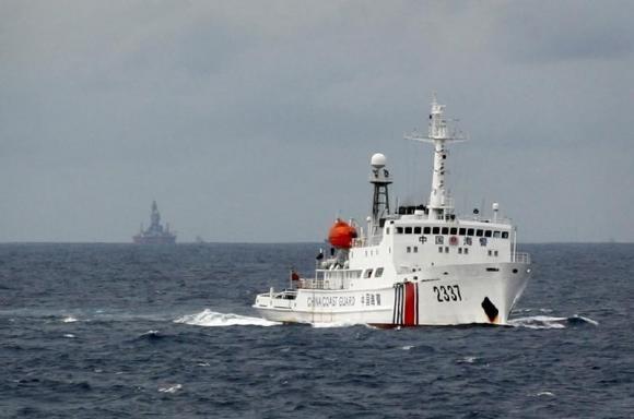 Chống Trung Quốc, Mỹ ủng hộ Nhật Bản tuần tra vùng trời Biển Đông - ảnh 1