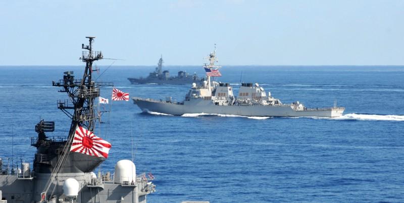 Chống Trung Quốc, Mỹ ủng hộ Nhật Bản tuần tra vùng trời Biển Đông - ảnh 3
