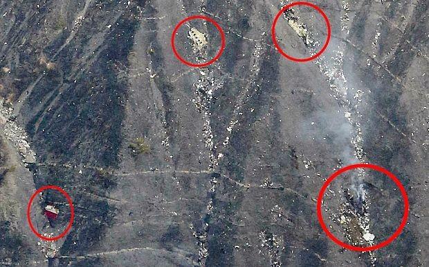 Máy bay rơi tại Pháp: Đã tìm thấy một hộp đen máy bay - ảnh 2
