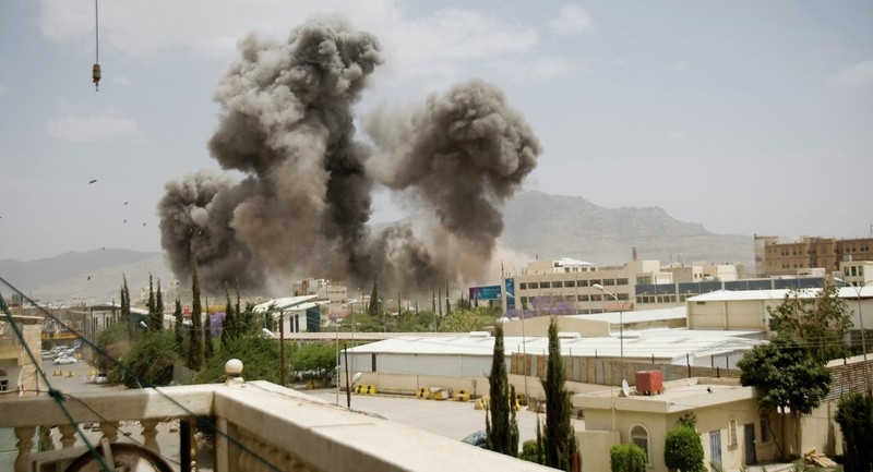 Ả Rập Saudi dùng vũ khí hóa học tại chiến trường Yemen - ảnh 1