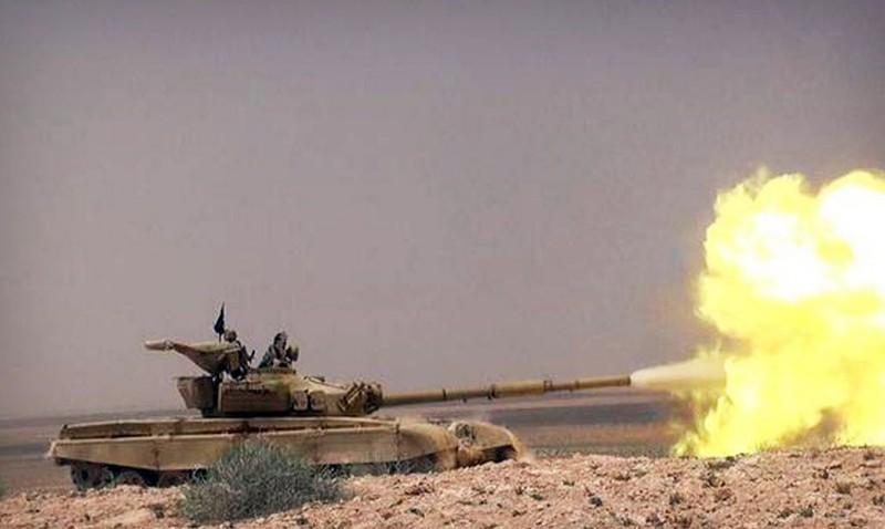 IS thảm sát 400 người ở thành phố Palmyra - ảnh 2