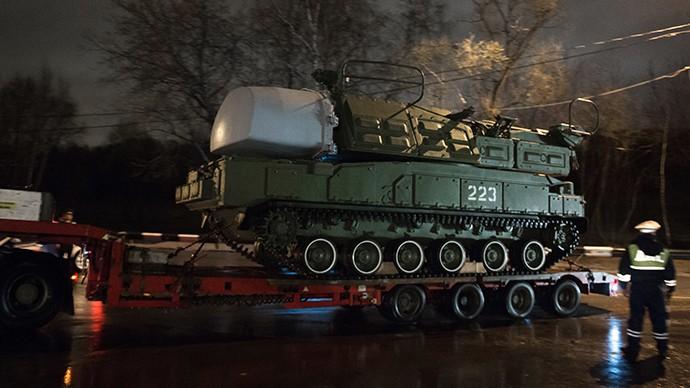 """Pháo """"siêu thanh"""" của Nga có thể bắn hạ mọi máy bay - ảnh 1"""
